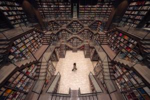 Cina: la nuova libreria di Chongqing