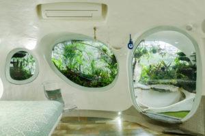 Mumbai: una residenza organica