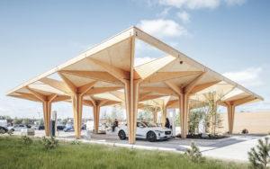 Danimarca: la prima di 48 nuove stazioni di ricarica elettrica veloce per veicoli