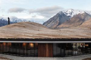 Nuova Zelanda: un rifugio integrato con l'ambiente circostante che resiste ad escursioni termiche di 50 °C
