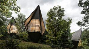 West Virginia: un progetto per case sostenibili in connessione con la natura