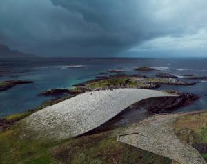 Norvegia: Dorte Mandrup vince il concorso per la progettazione di un edificio culturale