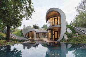 Russia: Il metabolismo dell'architettura organica