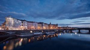 Praga: la rivitalizzazione della zona del lungofiume