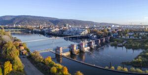 Germania: il nuovo ponte pedonale attiva e promuove le diverse peculiarità dei luoghi